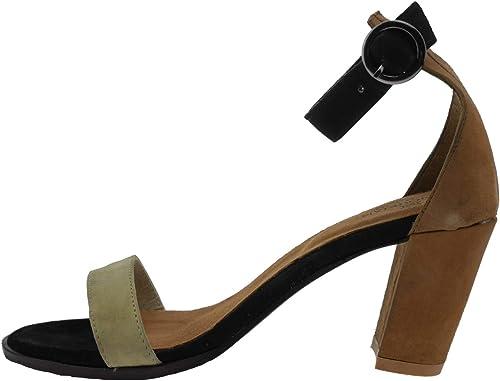 Manoukian Damen Sandaletten Farbe Farbe Farbe Block  60% Rabatt sparen