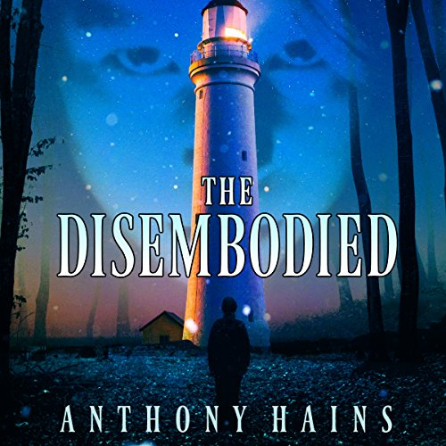The Disembodied audiobook cover art