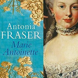 Marie Antoinette cover art