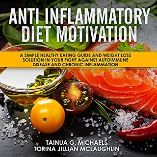 Anti-Inflammatory Diet Motivation cover art