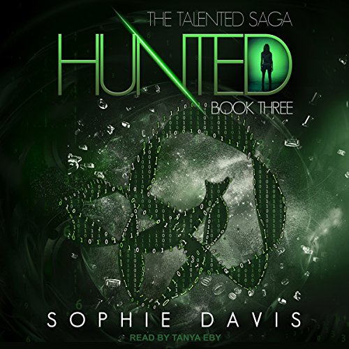 Couverture de Hunted