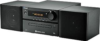 VERTEX ヴァーテックスマイクロシステムコンポ BTMC-V002 CD再生・USB再生・FMラジオ視聴・CDからUSBへ録音・Bluetooth搭載 BTMC-V002(本体)