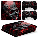 Morbuy PS4 Pro Skin Vinyl Autocollant Sticker Decal pour Playstation 4 Pro...