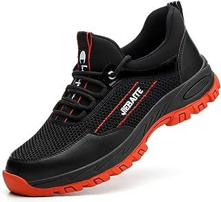 30f5c63140 Zapatos de seguridad Zapatos de trabajo para hombres y mujeres zapatos con  puntera de acero zapatos