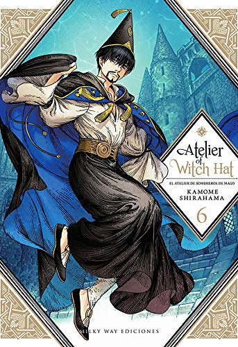 Atelier Of Witch Hat, Vol. 6