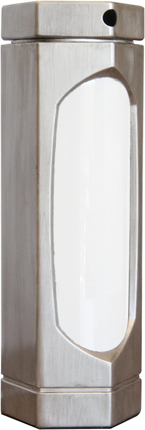 Kosher Lamp max - Silver   Brushed Steel