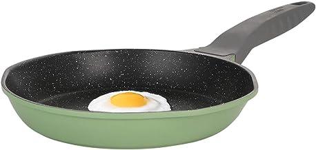 YUMEIGE Elektrische bakvorm Pan, steak anti-stick pan, braadpan pannekoek pan, huishoudelijke laag olieachtige rook V-vorm...