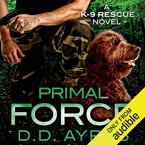 Primal Force audiobook cover art