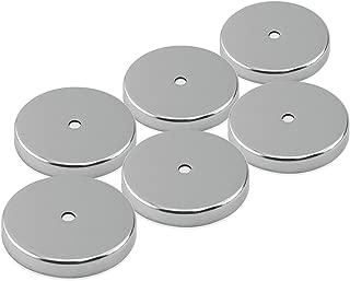 Master Magnetics Round Base Magnet Fastener with 0.197