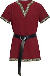 red tunic medieval