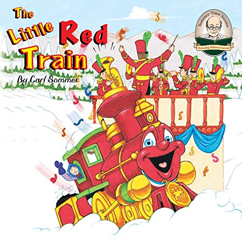 Another Sommer-Time Story: The Little Red Train audiobook cover art