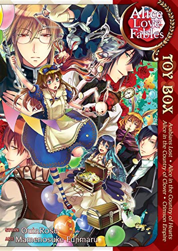 Alice Love Fables: Toy Box (English Edition)