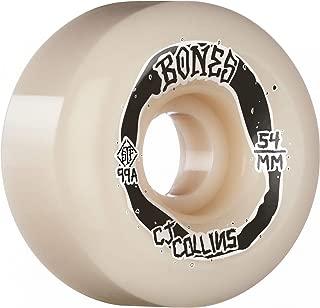 Bones CJ Collins Swirkle • 54mm 99A • Widecut
