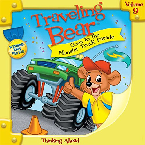 Traveling Bear Goes to the Monster Truck Parade cover art