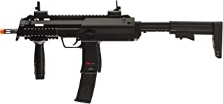 HK Heckler & Koch MP7 AEG Automatic 6mm BB Rifle Airsoft Gun, Black