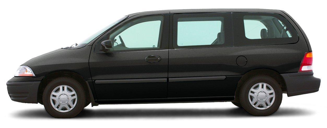 2000 Ford Windstar Ltd 4 Door Black Mineral Gray