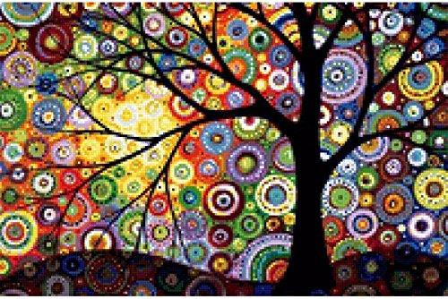 kit mosaico arbol de la vida cuentas de cristal puzzle crist