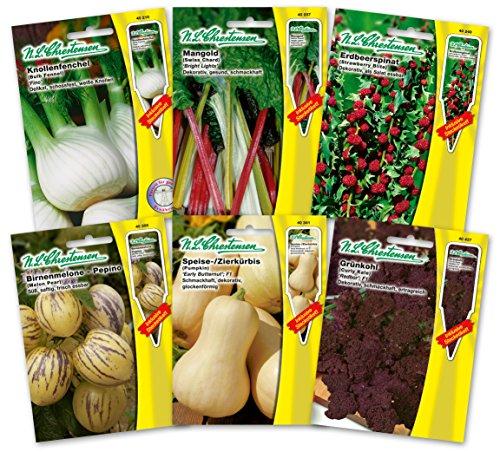 SET Seltene Gemüse