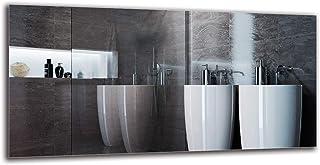 Quanto Costa Specchio Su Misura.Amazon It 120x120 Specchi Accessori Per Il Bagno Casa E Cucina