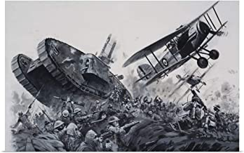 GREATBIGCANVAS Poster Print Entitled 1918 by Graham Coton 48