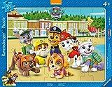 Ravensburger Kinderpuzzle - 06155 Familienfoto - Rahmenpuzzle für Kinder ab 4 Jahren, Paw Patrol Puzzle mit 37 Teilen