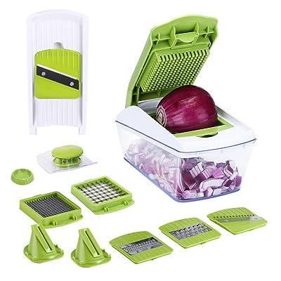 E-Gtong Vegetable Chopper  Food Slicer | Fruit ...