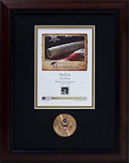 Timeless Expressions Roma Cherry Army Wall Frame, 9 x 12