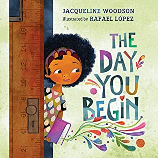 The Day You Begin audiobook cover art