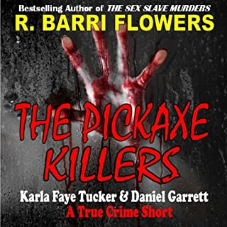 The Pickaxe Killers audiobook cover art