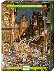 By Night Puzzle: 1000 Teile
