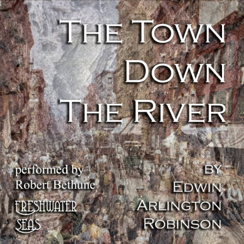 The Town Down the River audiobook cover art