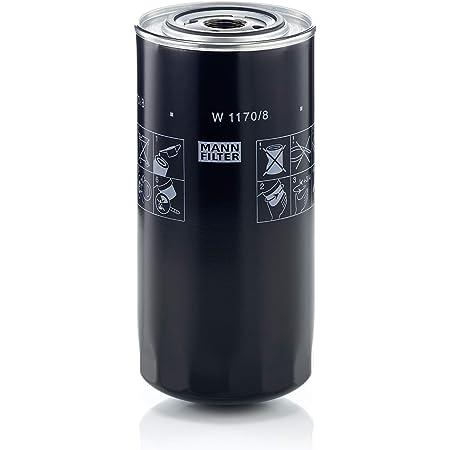 Original Mann Filter Ölfilter Wd 11 001 Hydraulikfilter Für Pkw Und Nutzfahrzeuge Auto
