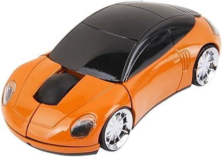 882378003b5 Aisster 3D Car Shape 2.4G Optical Wireless Mouse Mice USB Receiver For PC  Laptop 1600DPI