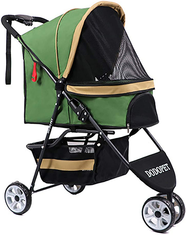 Portable Large Dog Cat Carrier, Dog Cat Pushchair Trolley,dog trolley covers,dog trolley on wheels,dog trolley bike,foldable