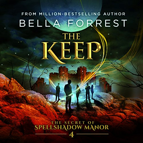 The Keep audiobook cover art