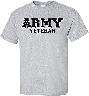 ZeroGravitee Army Veteran Black Logo Short Sleeve T-Shirt