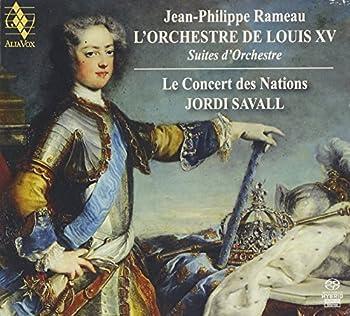 L Orchestre de Louis XV by Le Concert des Nations  2011-08-09