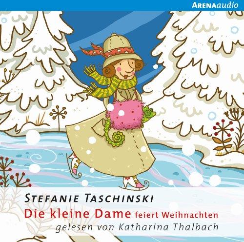 Die kleine Dame feiert Weihnachten (Die kleine Dame) audiobook cover art