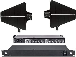 wireless mic antenna distribution