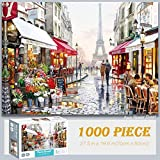 Best Jigsaw Puzzles For Adults - 1000 Piece Jigsaw Puzzle for Adults, Large Jigsaw Review