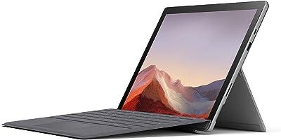 "Microsoft Surface Pro 7 bärbar 2-i-1-dator, 12.3""-tumspekskärm, Intel Core i5-1035G4, Iris Plus grafik, 8GB LPDDR4x RAM,..."