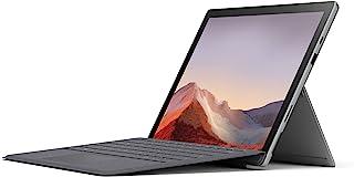 Microsoft Surface Pro 7 2in1 12,3 inch (Intel Core i5-1035G4, 8GB RAM, 128GB SSD, Intel Graphics, Windows 10) zilver