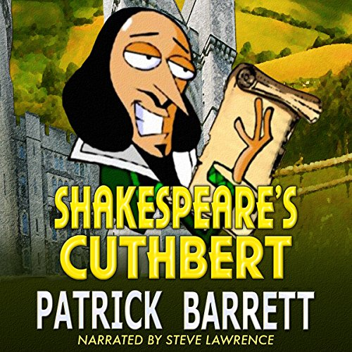 Shakespeare's Cuthbert cover art