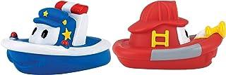 Nuby - Bathing Boats - 1 Piece - 6M+