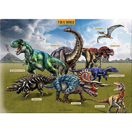 Spiegelburg 14566 Schreibtischauflage T-Rex World