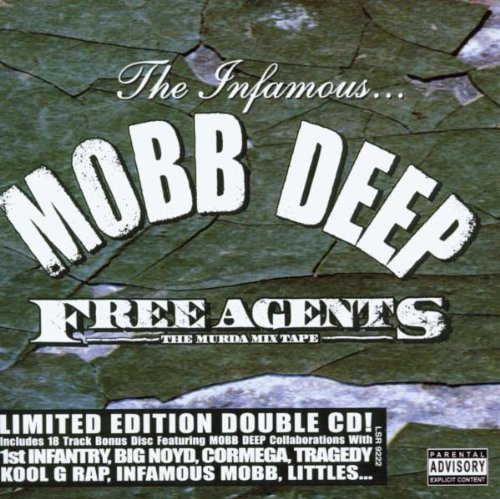 The Infamous...Mobb Deep / Free Agents, The Murda Mix Tape [Explicit Content]