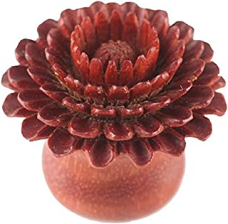 Chrysanthemum WildKlass Plugs (Sold as Pairs)