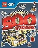 Lego City Sticker Book