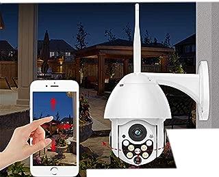Bigfanshu Home Decor Ptz Wireless IP Camera WiFi Outdoor 1080P Speed Dome Security Camera CCTV Pan Tilt 4X Zoom Ir Audio Surveillance Camera