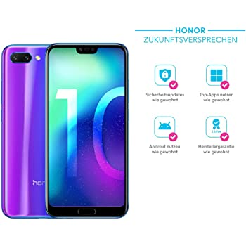 Honor 8X 6.5 SIM Doble 4G 4GB 128GB 3750mAh Negro: Amazon.es ...